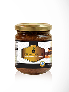 Olive Paste from Spartan Treasure