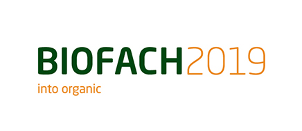 BIOFACH - World´s Leading Trade Fair for Organic Food The organic trade meets at the organic exhibition in Nuremberg from 13 - 16 February 2019.