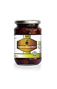 Organic Kalamon Olives from Spartan Treasure