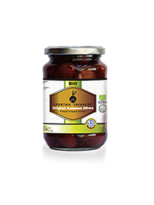 Organic Kalamon Olives from Spartan Treasure